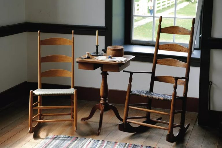 The Shakers A Unique Society And, Unique Furniture Makers History